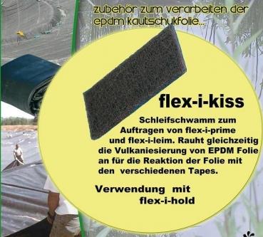 flex i leim teichbau baumaterial f r den teichbau. Black Bedroom Furniture Sets. Home Design Ideas