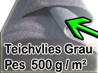 Teichvlies 500g Pes