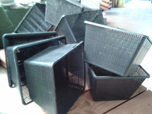 40 pflanzk rbe 5 verschiedene gr e von 23 35 cm. Black Bedroom Furniture Sets. Home Design Ideas